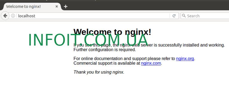 Как установить Nginx в Ubuntu 20.04 | 18.04
