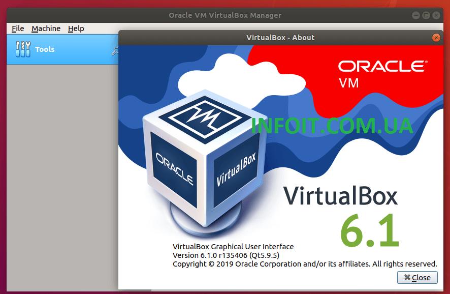Как установить VirtualBox в Ubuntu 20.04 | 18.04