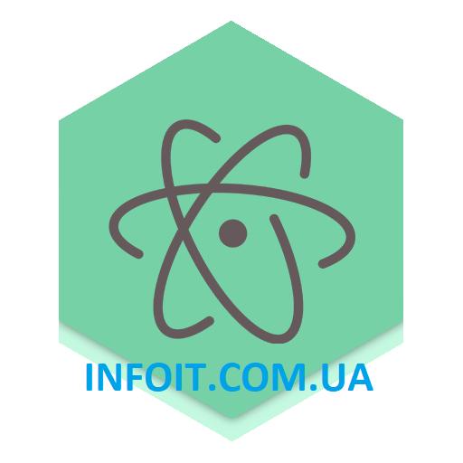 Как установить текстовый редактор Atom на