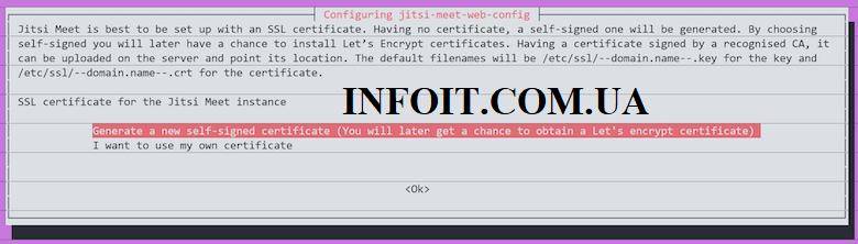 Как установить Jitsi Meet на Ubuntu 20.04 LTS
