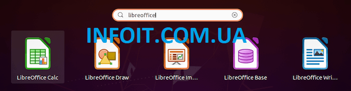 Как установить LibreOffice в Ubuntu 20.04 LTS
