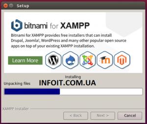 Как установить XAMPP на Linux Mint 20