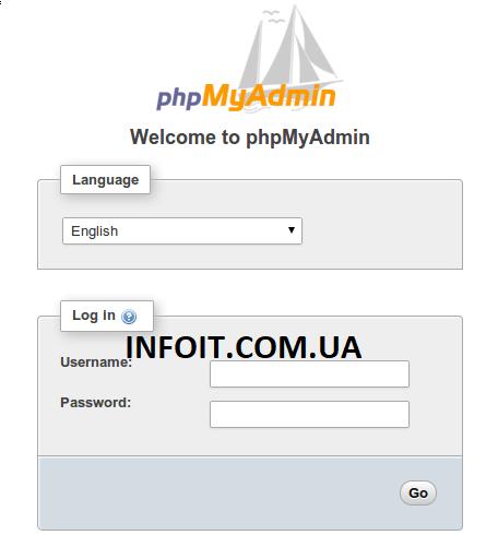 Как установить phpMyAdmin на CentOS 8