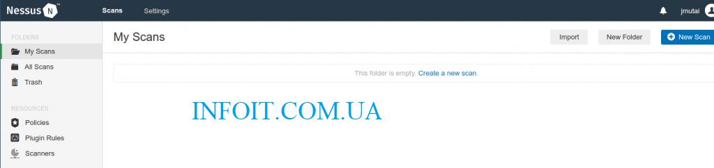 Как установить сканер уязвимостей Nessus на Kali Linux 2020.x