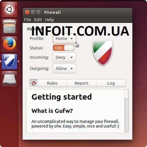 Как настроить брандмауэр UFW в Ubuntu 20.04 LTS