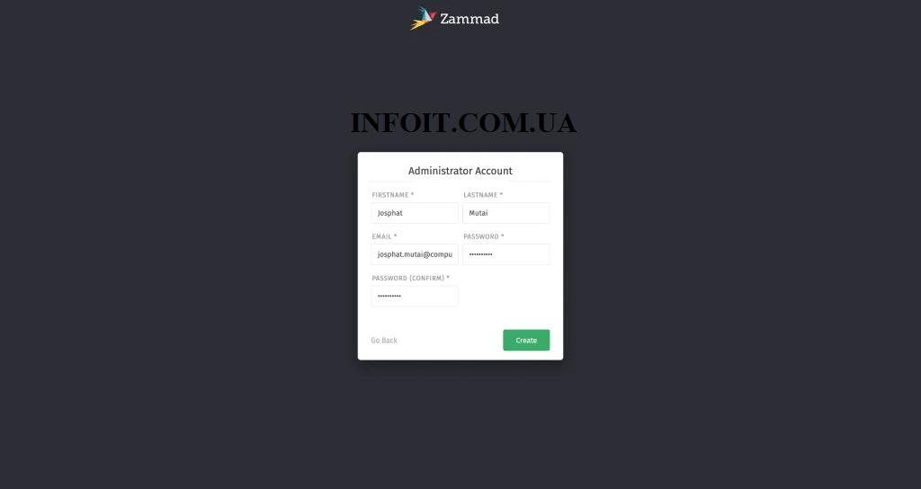Как установить систему Zammad Helpdesk в Ubuntu 20.04   18.04