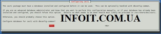 Как установить Cacti Monitoring на Debian 10