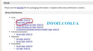 Как установить Apache Tomcat 10 на CentOS 8