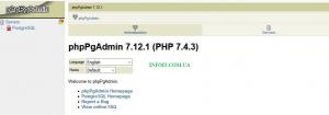 Как установить phpPgAdmin в