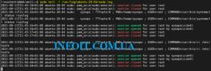 Как настроить сервер Rsyslog на Debian 11 (Bullseye) 8