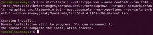 Как создавать шаблоны ОС Linux с помощью KVM в Ubuntu 20.04 1