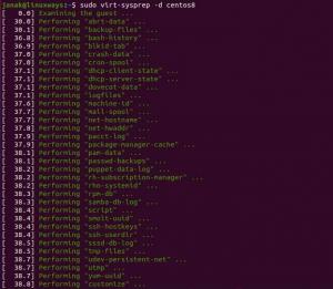 Как создавать шаблоны ОС Linux с помощью KVM в Ubuntu 20.04 3