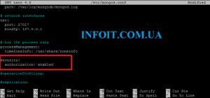 Как установить и защитить MongoDB в Ubuntu 20.04 2