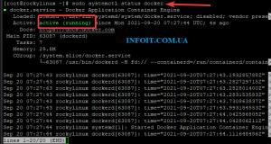 Как установить и использовать Docker в Rocky Linux 8 2