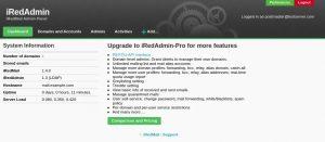 Как установить и настроить iRedMail в Rocky Linux 8 12
