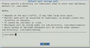 Как установить и настроить iRedMail в Rocky Linux 8 3