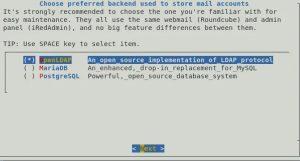 Как установить и настроить iRedMail в Rocky Linux 8 5