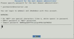 Как установить и настроить iRedMail в Rocky Linux 8 9
