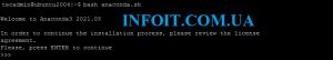 Как установить Anaconda в Ubuntu 20.04