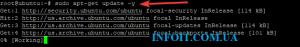 Как установить FreeRADIUS и Daloradius в Ubuntu 20.04
