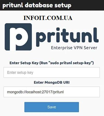Как установить Pritunl VPN Server на AlmaLinux 8
