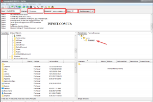 Как установить ProFTPD в Ubuntu 20.04 4