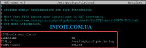 Как установить ProFTPD в Ubuntu 20.04 8