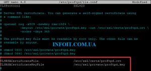 Как установить ProFTPD в Ubuntu 20.04 9