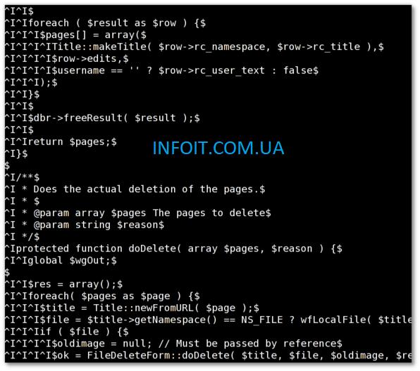 Команда cat в Linux / Unix с примерами