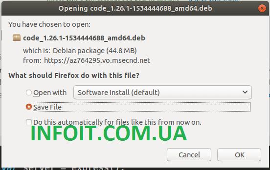Как установить код Visual Studio в Ubuntu 20.04 | 18.04