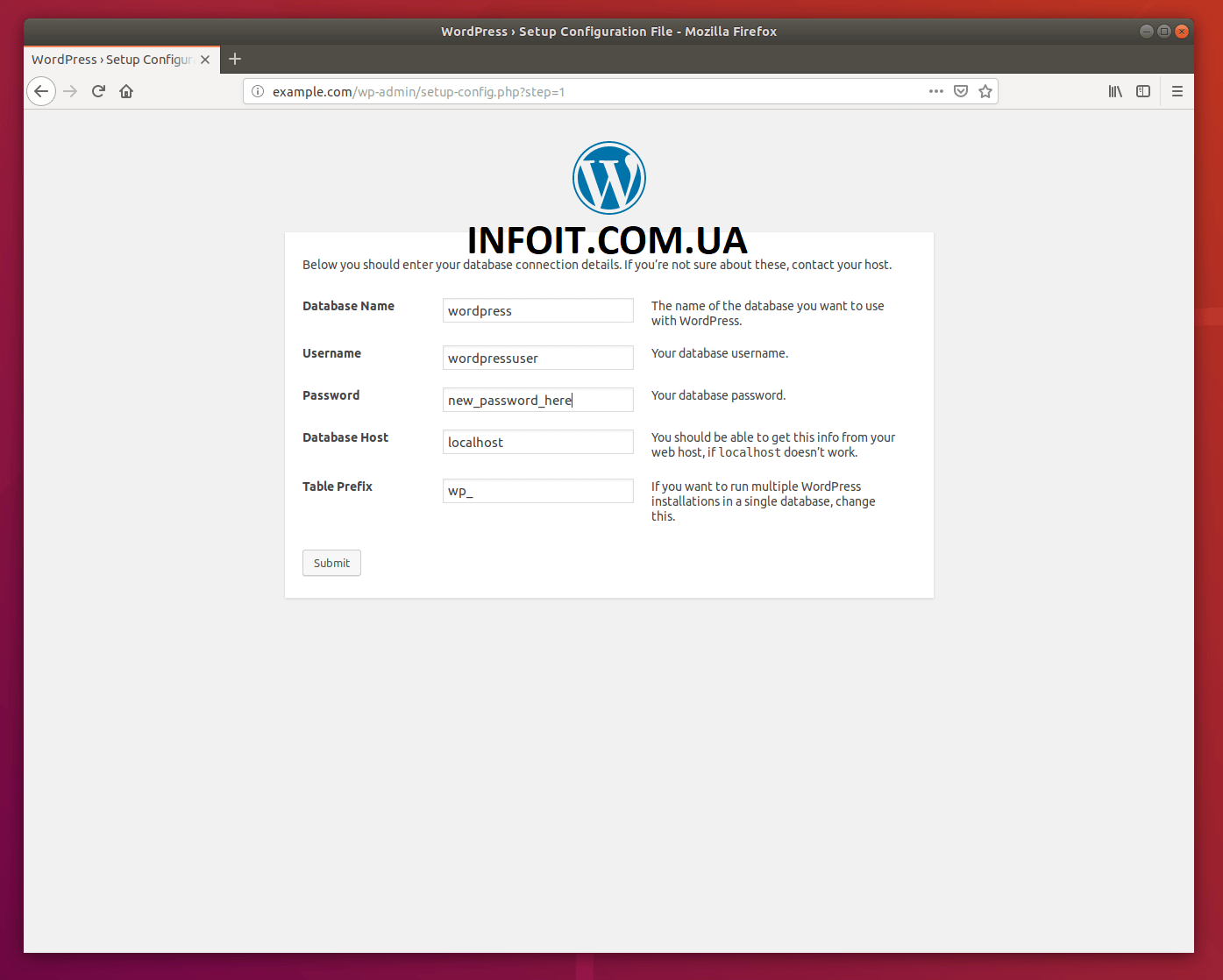 Как установить WordPress на Ubuntu 20.04 | 18.04 с Nginx и Let's Encrypt