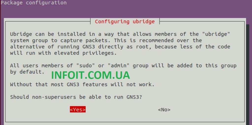 Как установить GNS3 в Ubuntu 18.04   16.04   20.04